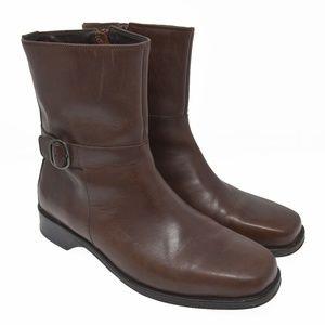 Cole Haan Country Waterproof Sz 7B Brown Leather